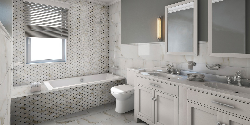 Your Complete Guide To Bathroom Tile