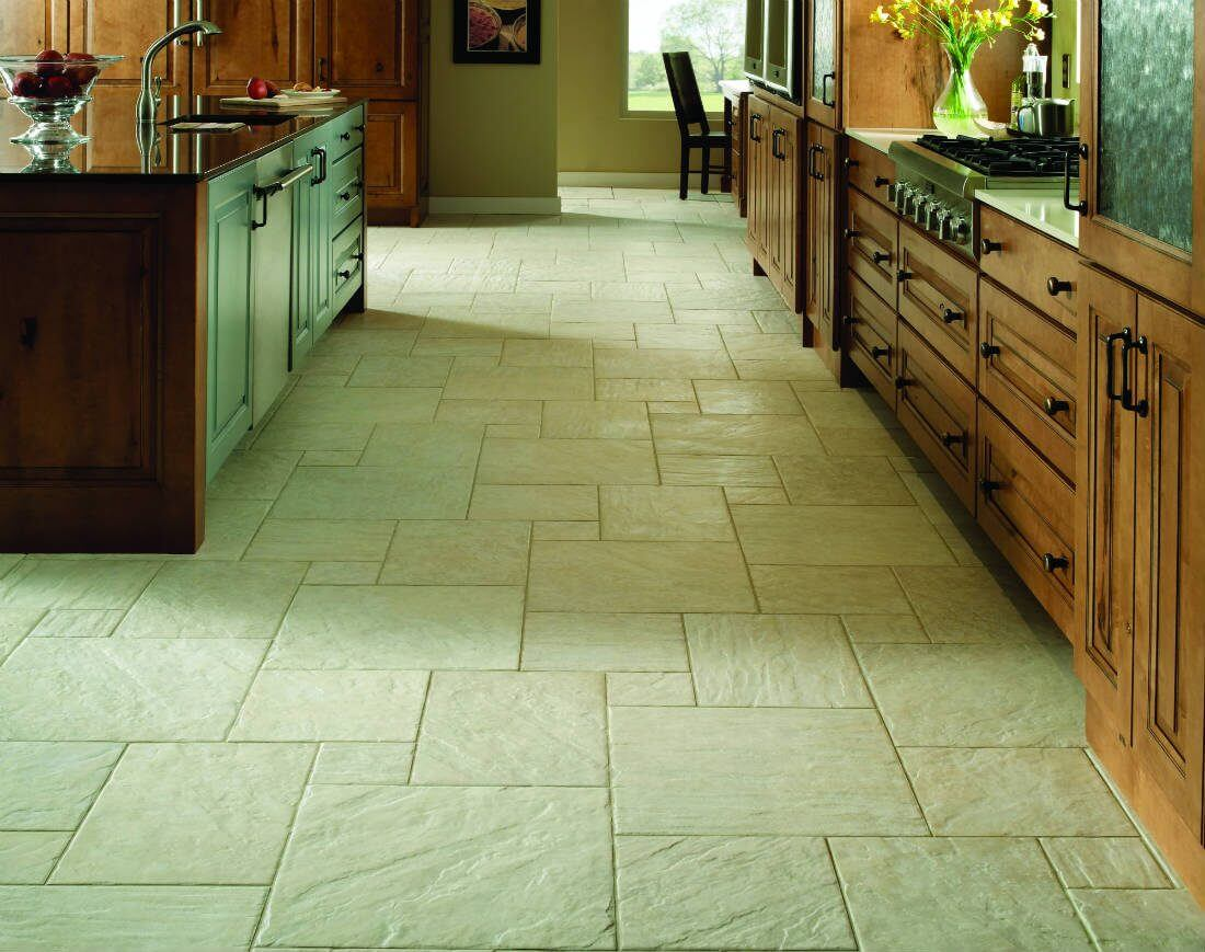 Wood and tile floor designs Faux Wood Colors And Textures And The Perfect Partner For Combining With Smaller Sizes And Other Shapes You Can Lay Squares Tiles In Unique Grid Pattern To Add Digsdigs The Complete Guide To Kitchen Floor Tile Why Tile