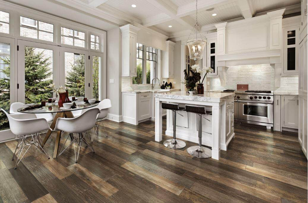 15 Easy Ceramic Tile Flooring Patterns For Improving Any